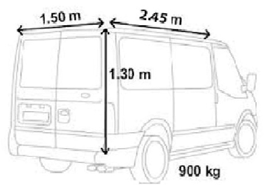 Ford Transit Short Wheel Base Van Hire Dumfries T Mac Van Hire