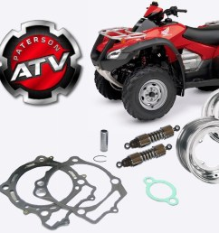 genuine honda atv parts from dumfries and galloway leading atv centre paterson atv centre  [ 1280 x 736 Pixel ]