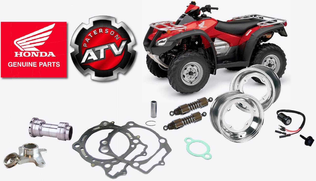 hight resolution of genuine honda atv parts from dumfries and galloway leading atv centre paterson atv centre