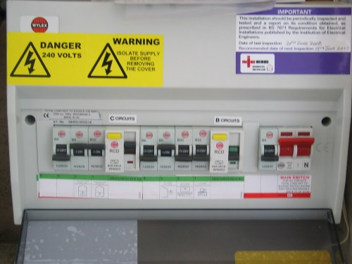small resolution of fuse board upgrades rcd protection north london wylex fuse box rcd