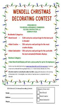 Christmas Door Decorating Contest Rules - Christmas Lights ...