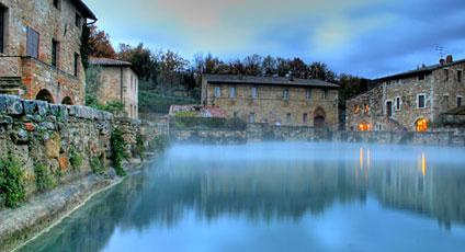 Bagno Vignoni Hotel Piscina Termale