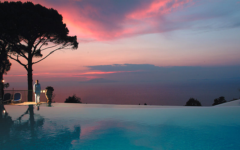 La Terrazza di Lucullo  Restaurants  Capri Italy