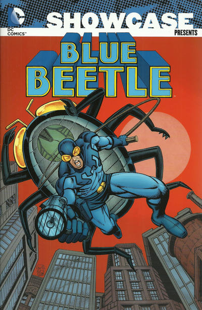 Cover for Showcase Presents: Blue Beetle (DC, 2015 series) #1