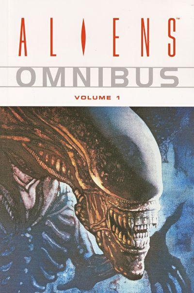 Cover for Aliens Omnibus (Dark Horse, 2007 series) #1