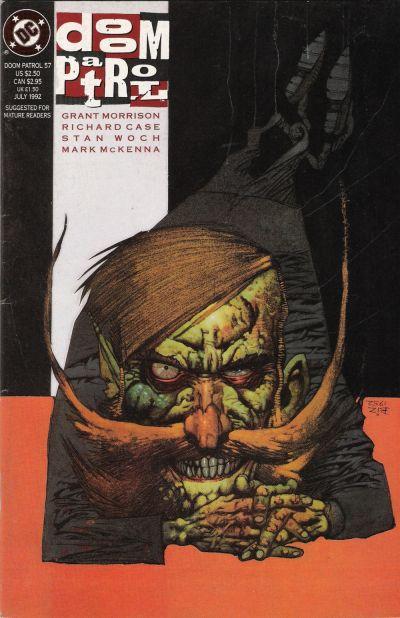 Cover for Doom Patrol (DC, 1987 series) #57