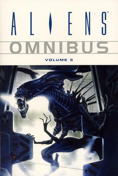 Cover for Aliens Omnibus (Dark Horse, 2007 series) #3