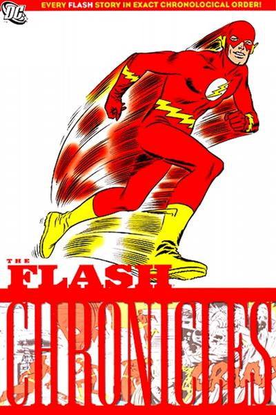 Cover for The Flash Chronicles (DC, 2009 series) #1