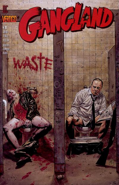 Cover for Gangland (DC, 1998 series) #1
