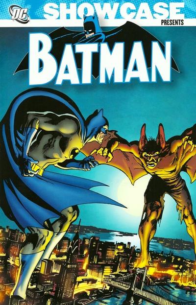 Cover for Showcase Presents Batman (DC, 2006 series) #5