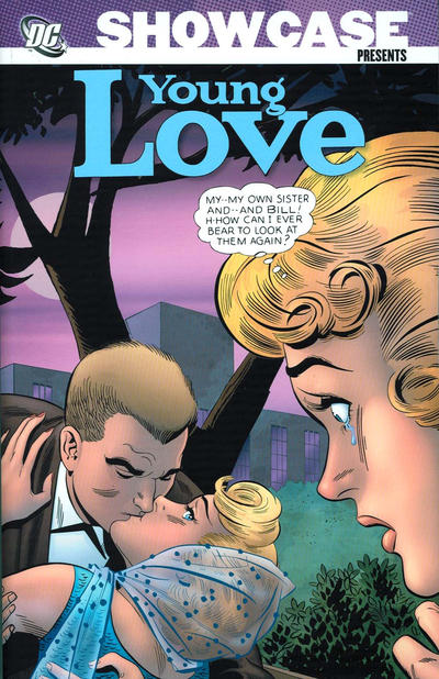 Cover for Showcase Presents: Young Love (DC, 2012 series) #1