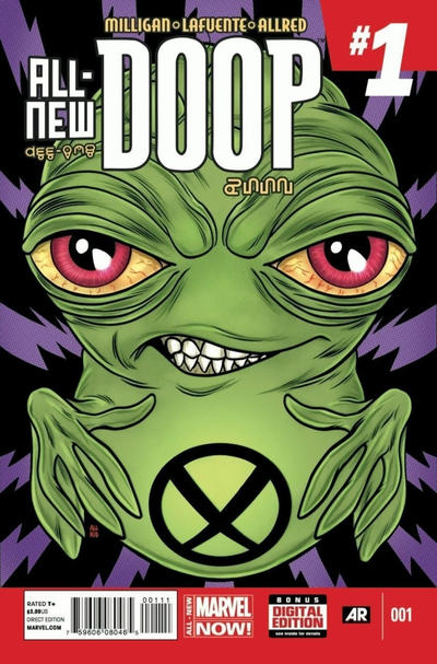 Cover for All-New Doop (Marvel, 2014 series) #1
