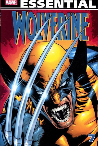 Cover for Essential Wolverine (Marvel, 1996 series) #7