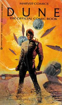 GCD  Issue  The Marvel Comics Illustrated Version of Dune 7623