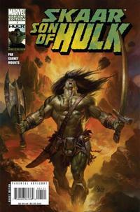 GCD  Issue  Skaar Son of Hulk 1 Variant Edition