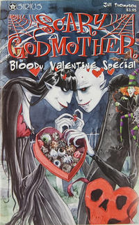 GCD  Issue  Scary Godmother Bloody Valentine 1