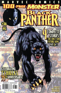 GCD Issue Black Panther 36