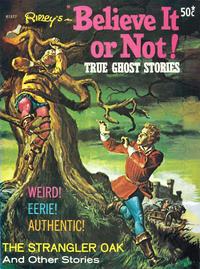 GCD  Issue  Ripleys Believe It or Not True Ghost Stories R1377