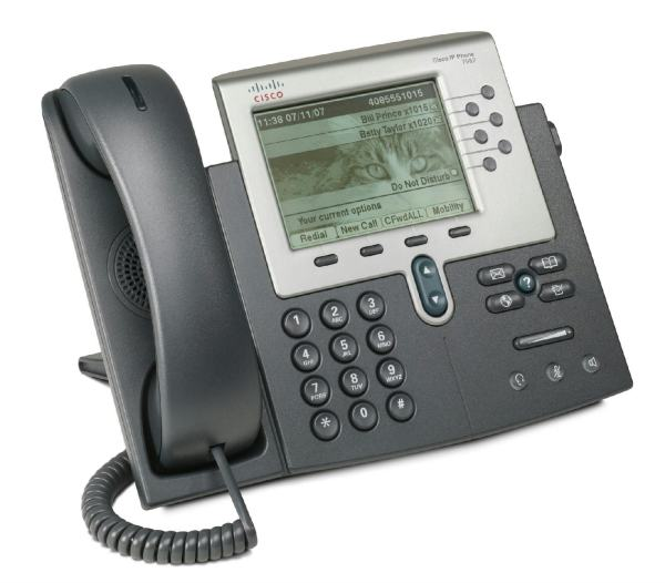 Cisco CP7962G 7962G 6 Button SCCP VoIP PoE Phone Stand