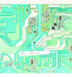 westinghouse lvm 37w1 power supply 4900211780 dps 336ap  [ 1600 x 1066 Pixel ]