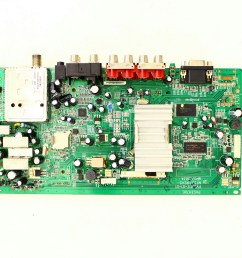 please make sure the to check the actual part number of our board inside of your tv do not purchase the part by the model or serial  [ 1600 x 1066 Pixel ]