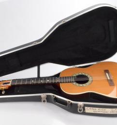 ovation 1713 classic classical acoustic electric guitar carlos rios 33995  [ 1600 x 1059 Pixel ]