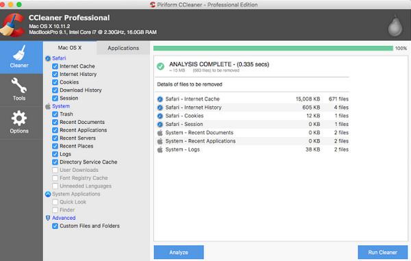 تحميل برنامج تنظيف الكمبيوتر مجانا Ccleaner Free