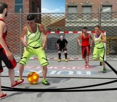 تحميل لعبة كرة الشوارع من ماى ايجى