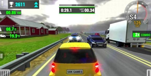 تحميل لعبة racing limits مهكرة