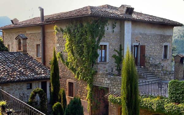 Villa Cicchi Ascoli Piceno Abbazia di Rosara and 20