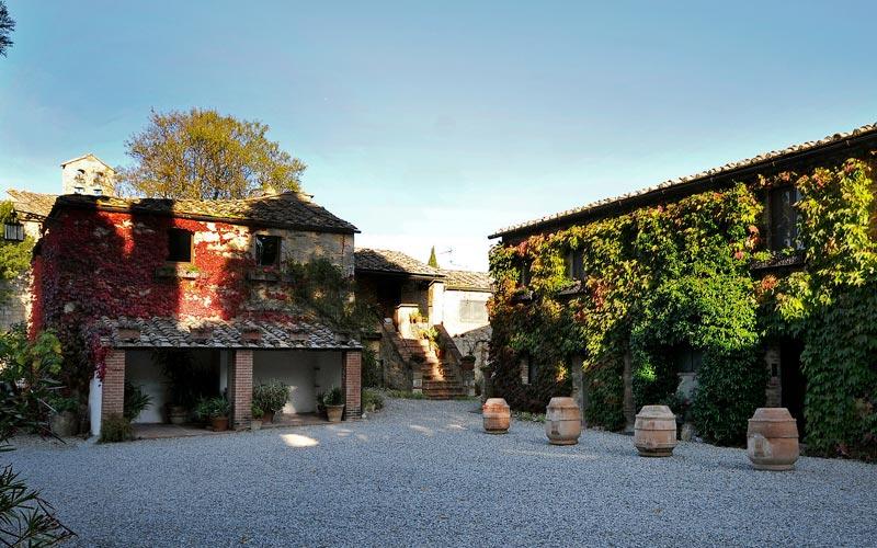 Toscana  Antica Tenuta di Ricavo  Photo Gallery