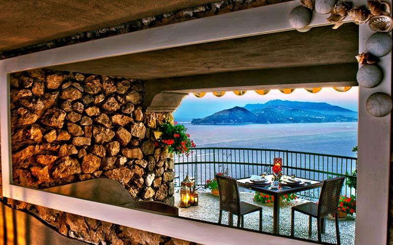 La Terrazza di Lucullo  Ristoranti  Capri