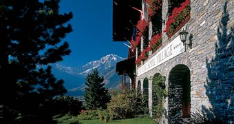 Courmayeur Hotels Boutique hotels and luxury resorts