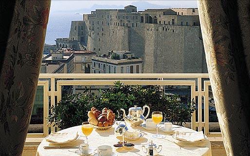 Grand Hotel Vesuvio  Hotel Napoli