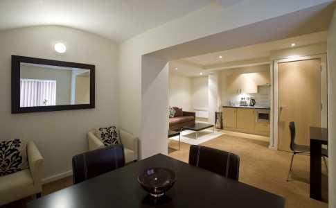 Grand Plaza Serviced Apartments London Hotel England