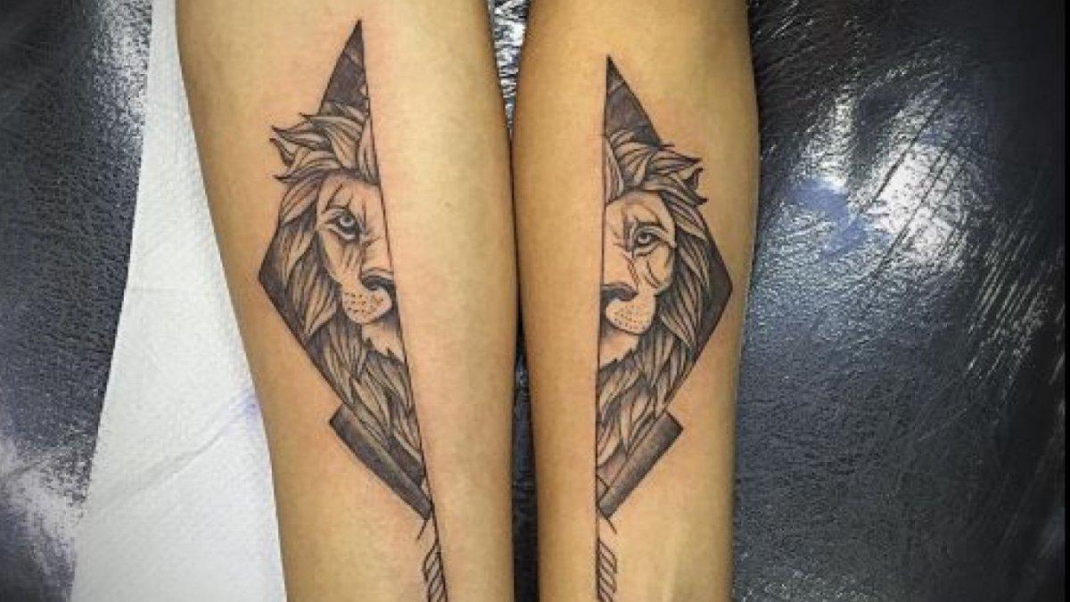 15 Tatuajes Para Parejas Ideas Y Fotos