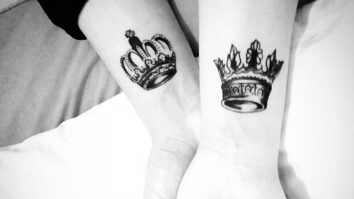 Tatuajes Para Parejas Con Imágenes Los Diseños Y Significados Más