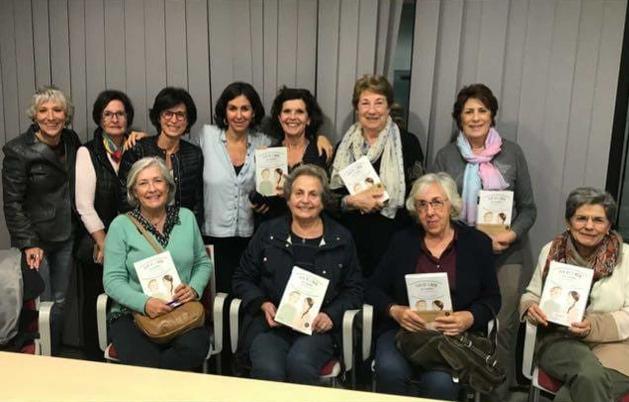 Participants al club de lectura de l'EMD de Bellaterra