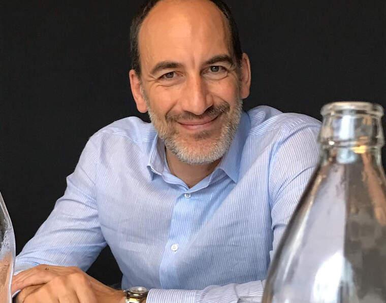 Martín Vidal-Quadras, abans de la seva infecció per COVID-19