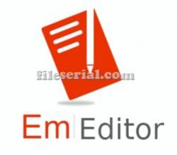 EmEditor Professional 19.8.1 Crack With Registration Key 2020 Download