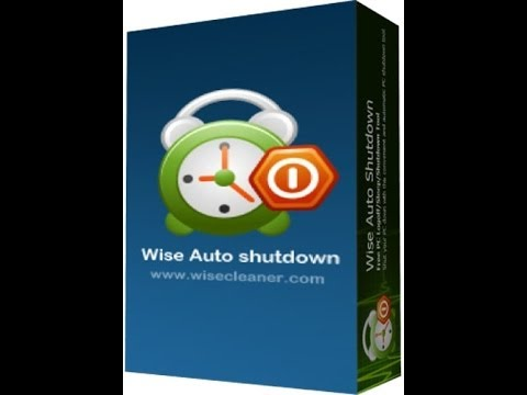 Wise Auto Shutdown 1.71