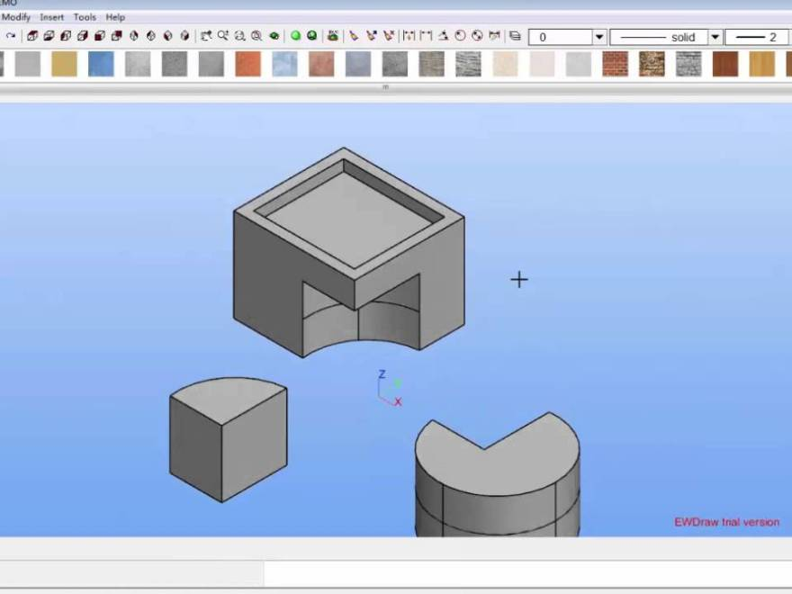 EWDraw CAD Component 15.9.4.0