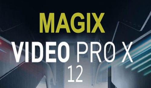 MAGIX Video Pro X12 Free Download For Windows