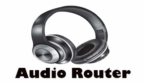 Audio Router 0.10.2 Free Download for Windows