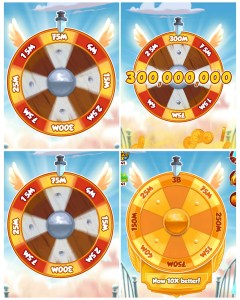Free Daily spin, Times 10 Multiplier: Massive Coins in coin Master Game