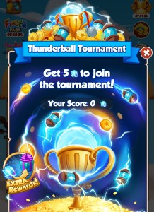 Coin Master, Thunderball Tournament