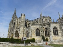 L'EPINE: SANKTUARIUM OD PD. WSCH. / CHURCH SEEN FROM SE