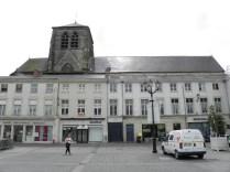 CHALONS: kościół Saint-Alpin / St-Alpin church