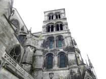 CHALONS: wieża północna / cathedral tower