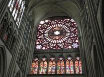Rozeta transeptu